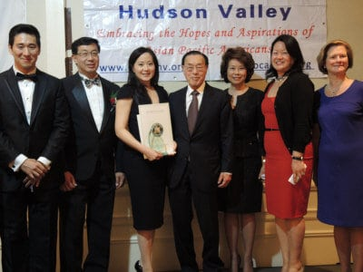 Angela Chao Receives Oca Awards