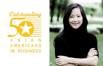 Angela Chao - Outstanding 50 Asian Americans in Business Awards Gala Dinner