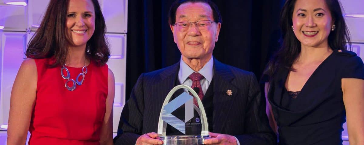 Lloyd's List Honors Dr. James S.C. Chao with Lifetime Achievement Award